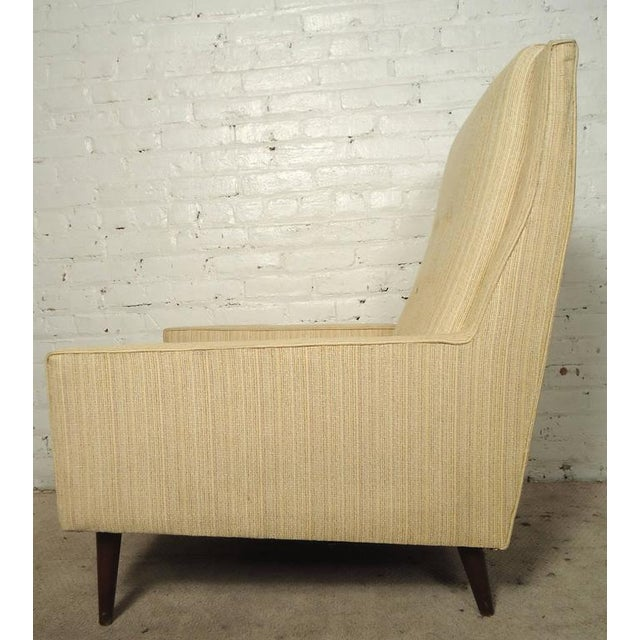 1960s Mid-Century Paul McCobb Style Lounge Chair For Sale - Image 5 of 7