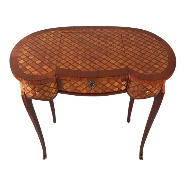 19th Century French Louis XVI Style Vanity For Sale