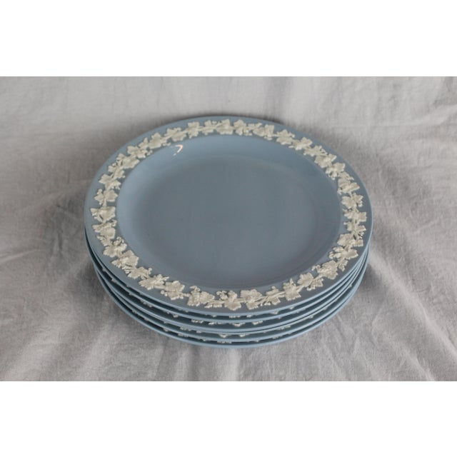 Wedgwood Wedgwood Lunch Plates - Set of 6 For Sale - Image 4 of 5
