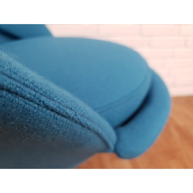 """Textile 1970s Vintage Verner Panton """"Cone"""" Chair For Sale - Image 7 of 13"""
