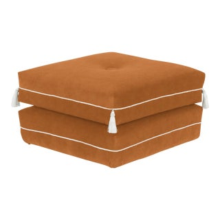 Casa Cosima Turkish Ottoman, Nutmeg For Sale