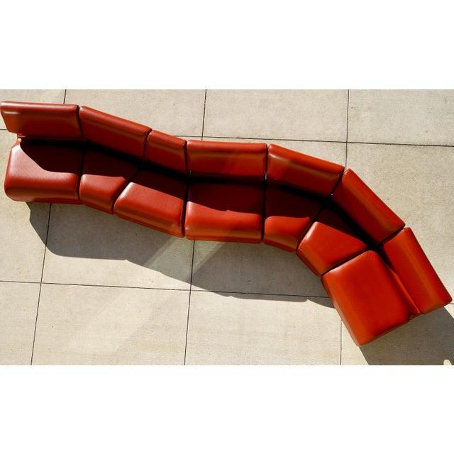 1980s Vintage Don Chadwick Herman Miller Modular Seating Sofa For Sale - Image 6 of 6
