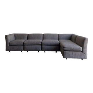1980s Modular Sectional Sofa For Sale
