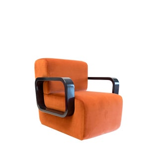 Marie Burgos Design Cayenne Lounge Chair For Sale