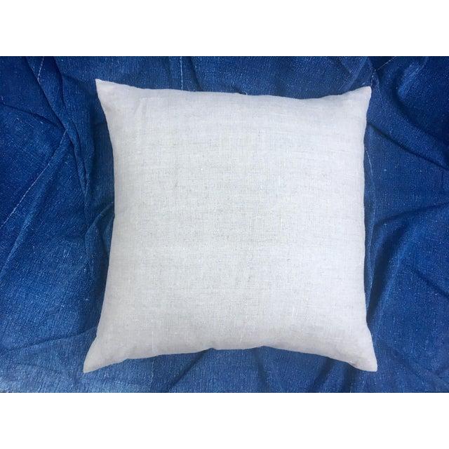 Vintage F. Schumacher Woburn Meadow Deer Pillows - A Pair - Image 9 of 10