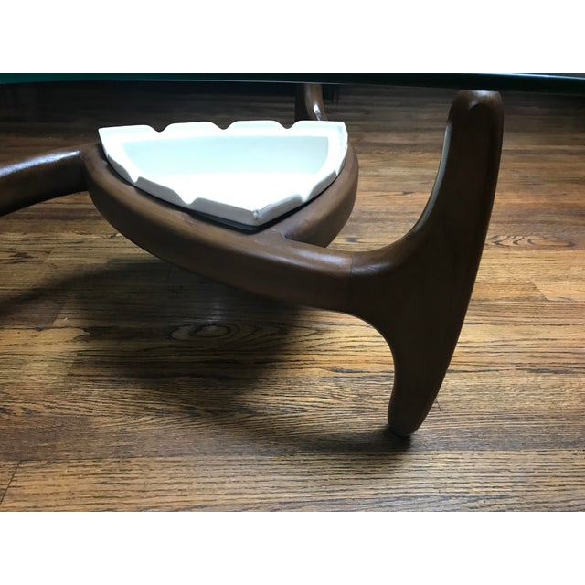 Adrian Pearsall Mid Century Modern Coffee Table - Image 5 of 5