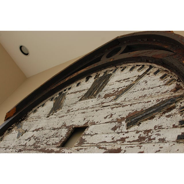 Historic Clock Face From New York City - Image 7 of 11