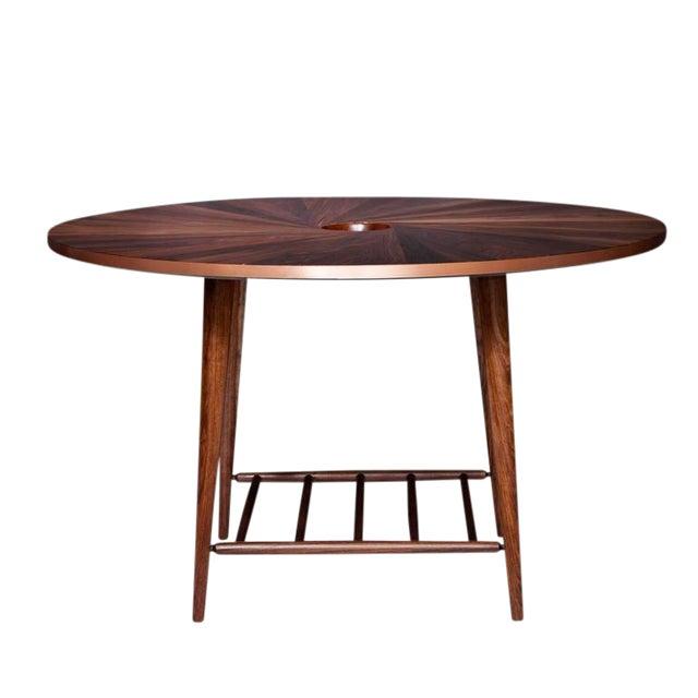 Customizable Tea Table by KLOTZWRK - Image 1 of 6