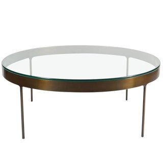 Customizable Haworth Ring Cocktail Table For Sale