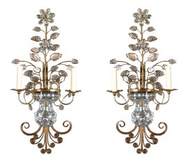 Image of French Sconces and Wall Lamps
