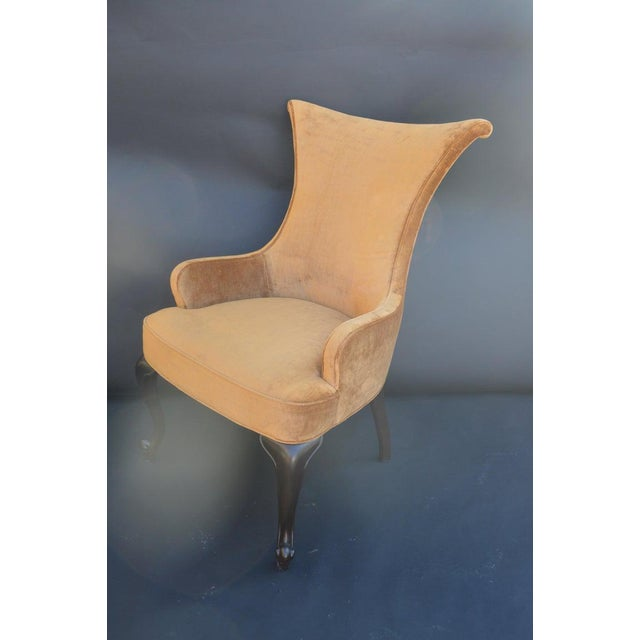 2000 - 2009 Randall Tysinger for Ej Victor Armchairs - Set of 6 For Sale - Image 5 of 9