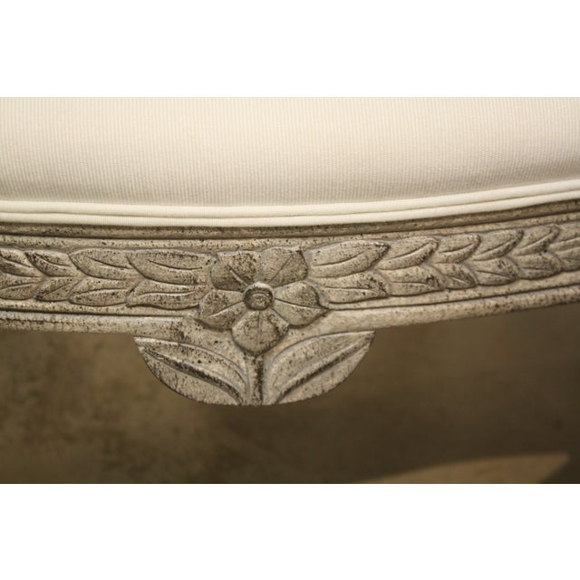 Swedish Sabylund Manor Occasional Arm Chair For Sale In Greensboro - Image 6 of 7