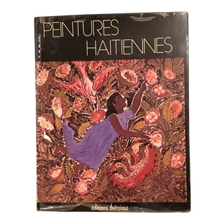 "1978 ""Peintures Haitiennes"" With Photos Illustrated Book by Warren E. Leon For Sale"