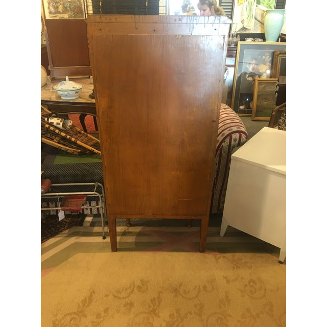 French Vitrine Curio Cabinet For Sale - Image 5 of 6