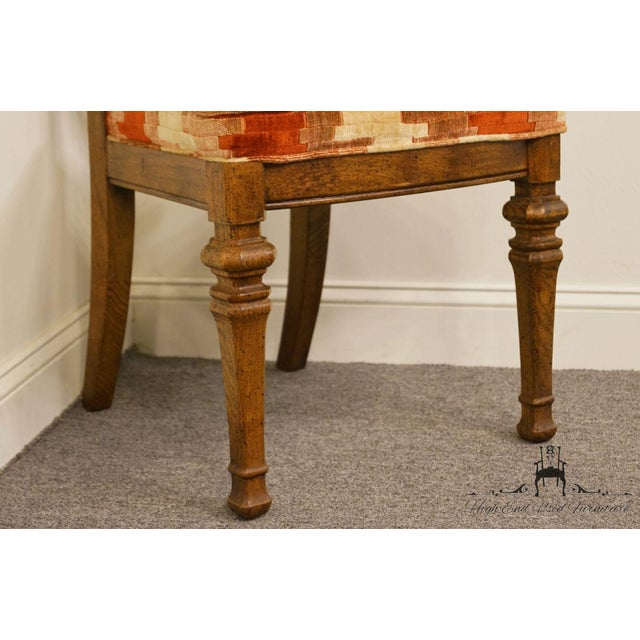 Stanley Furniture Jacobean Style Dining / Side Chair For Sale - Image 9 of 13