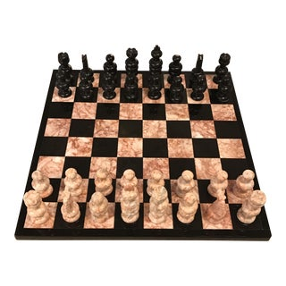 Onyx Marble Chess Set