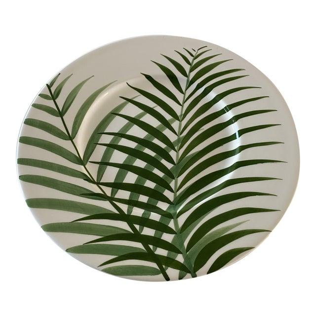 Este Ceramiche Large Natura Ceramic Plate For Sale