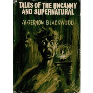 """1963 """"Tales of the Uncanny andnatural"""" Collectible Book For Sale"""