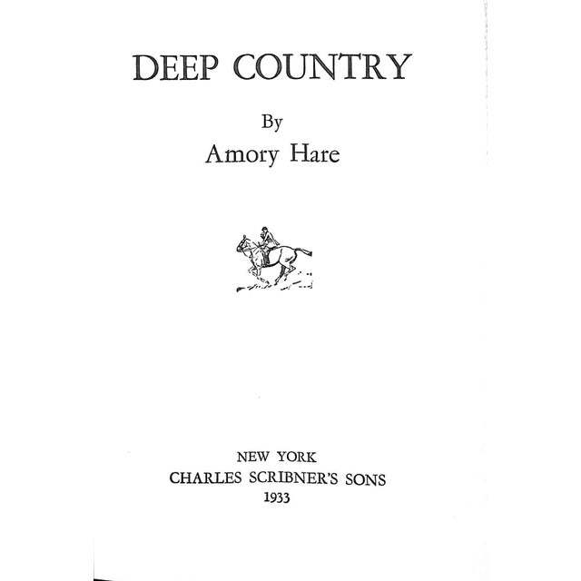 "303 pp. 7.75""x 5.5"" In Custom Cloth Slip Case w/ Tri-Fold Wrap-Around Boards Ex-Libris Harry T. Peters, Jr w/ His Sporting..."