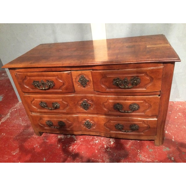 This piece dates all the way from 1750 and is in a very loved, very good condition. It has wonderful, glowing patina that...