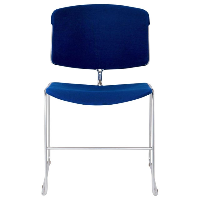 Steelcase Max Stacker Chairs - Set of 8 For Sale In Milwaukee - Image 6 of 10