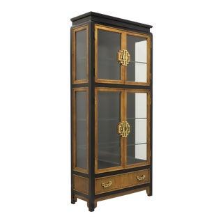 Century Chin Hua Raymond Sobota Curio / China Display Cabinet For Sale