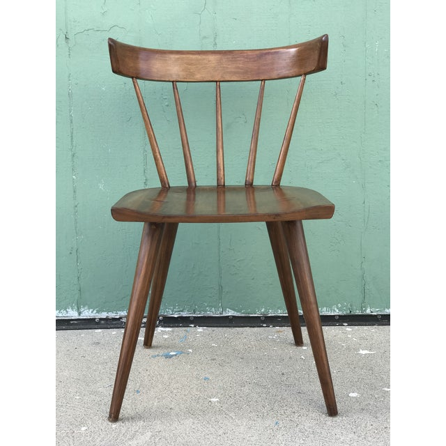 Paul McCobb Mid Century Modern Dining Chairs by Paul McCobb- Set of 4 For Sale - Image 4 of 13