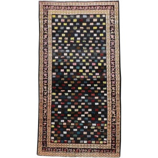 "Vintage Persian Hamadan Rug – Size: 2' 6"" X 4' 8"" For Sale"