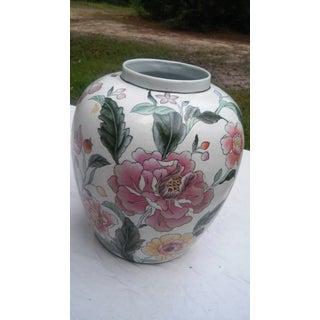 Vintage Japanese Ceramic Vase Preview