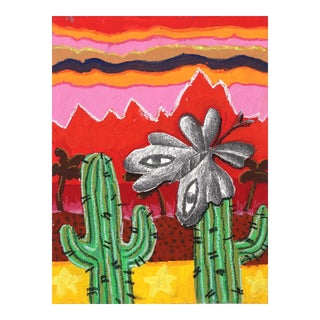 """""""For Some, the Desert Is Like a Second Birth"""" Original Artwork by Danny Brown For Sale"""