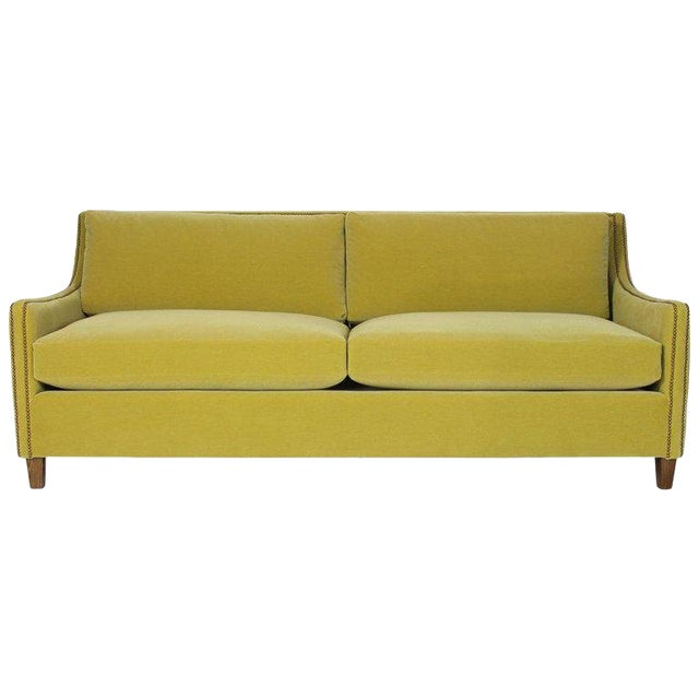 Custom Made Deep Seated Sofa For Sale