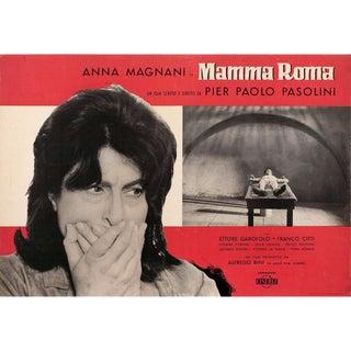 Mamma Roma 1962 Italian Fotobusta Film Poster For Sale
