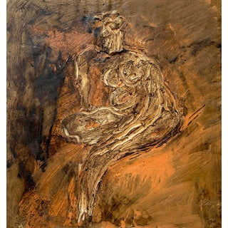 1963 Figurative Painting by Jack Hooper For Sale