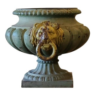Antique French Garden Urns For Sale