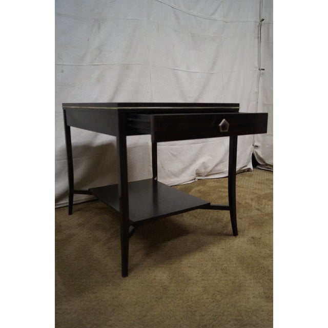 Jonathan Charles 1 Drawer Directoire End Table - Image 5 of 10