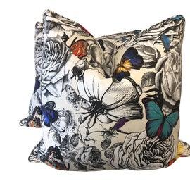 Image of Purple Pillows