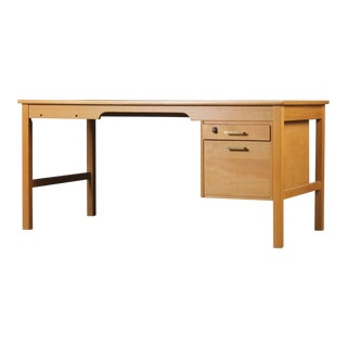 Desk of Model Sm70 by Børge Mogensen for Soborg Furniture For Sale