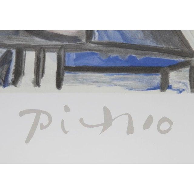 Artist: Pablo Picasso, After, Spanish (1881 - 1973) Title: Fillette a la Poupee Year of Original Artwork: 1947 Medium:...