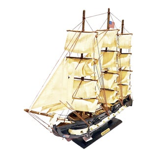 1980s USS Consitution Model Ship For Sale