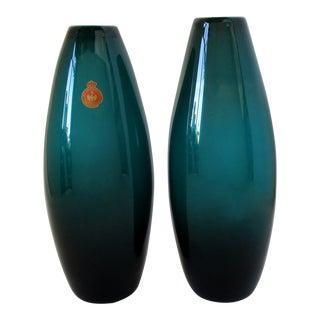 Per Lütken Grønland Vases, a Pair For Sale