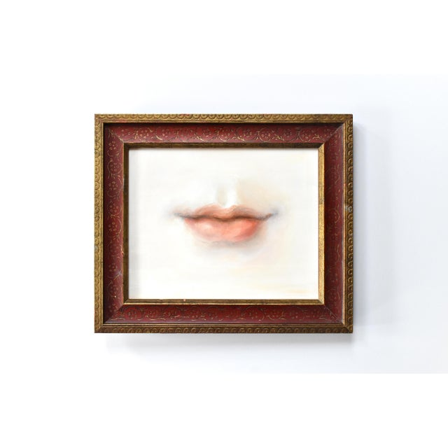 Lover's Eye - and very occasionally Lover's Lips - miniature paintings were popular in the late 18th and early 19th...