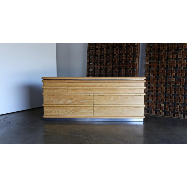 Modern Jay Spectre Chest for Century Furniture, Circa 1980 For Sale - Image 3 of 12