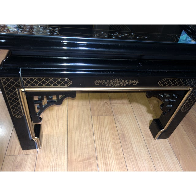 1960s 1960s Chinese Coffee Table For Sale - Image 5 of 7