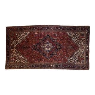 1950's Leon Banilivi Persian Heriz Palace Carpet, 10' X 18'5 For Sale