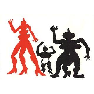 Alexander Calder, Derriere Le Miroir, Lithograph For Sale