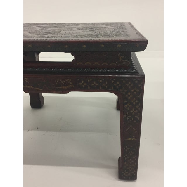1950s Chinese John Widdicomb Side Tables - a Pair For Sale - Image 12 of 12