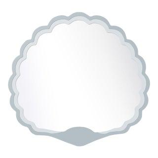 Fleur Home x Chairish Carnival Proteus Mirror in Parma Gray, 24x22 For Sale