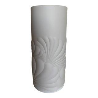 1970s Rosenthal Studio Line by Rosamunde Nairac Vase For Sale