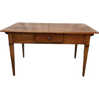 French Baker's Table/Writing Desk
