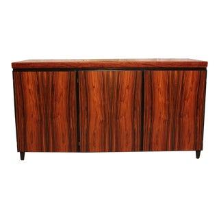 Vintage Skovby Mid-Century Modern Rosewood Credenza